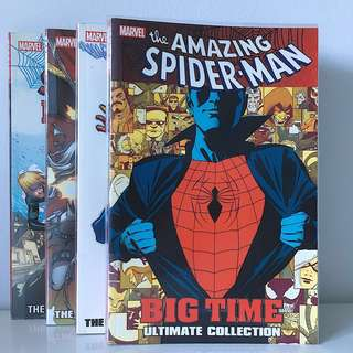 Spider-Man Big Time: The Complete Collection