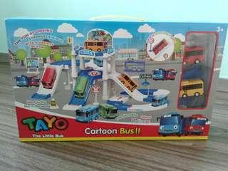 Tayo Carpark set