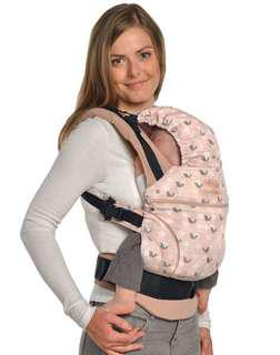 Manduca Baby Carrier 2015 Limited Edition Birdie Sweet Caramel