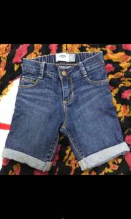 OLD NAVY Girl's Denim Shorts