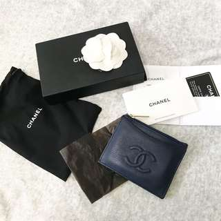 Chanel Card Holder (whole packing with receipt)