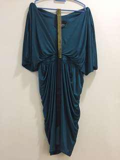 Eclipse elegant dinner dress
