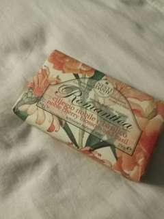 Italian natural bath soap