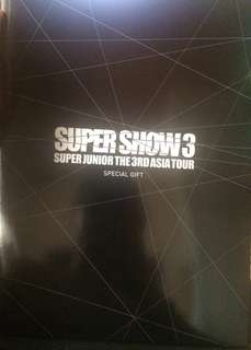 Super Junior Super Show 3 Official Photobook