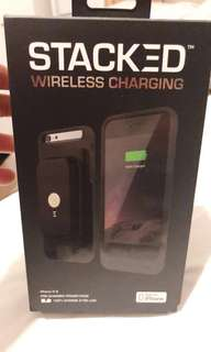 Stacked Wireless Charging Iphone 6