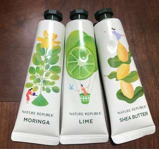 Nature Republic Handcream