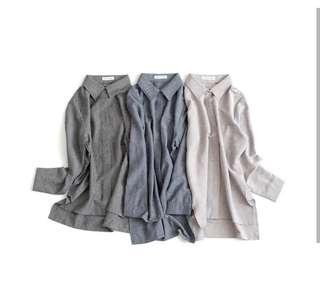 Misty Shirt Black