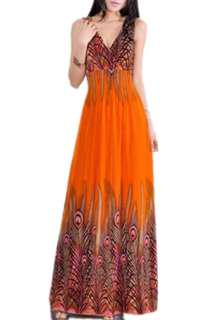 Orange Maxi, Sz Med