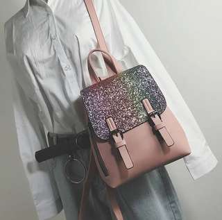 Sequins Bagpack