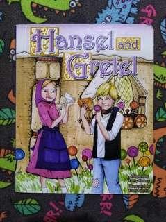 Hanzel and Gretel Book