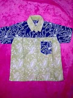 batik 1thn