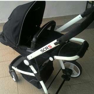 SCR 5 Stroller
