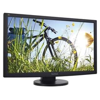 ViewSonic 24吋 VG2433SMH 1080p 電腦顯示器 (原廠上門保用)