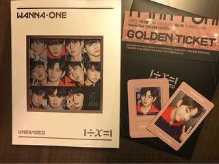 Wanna one undivided album