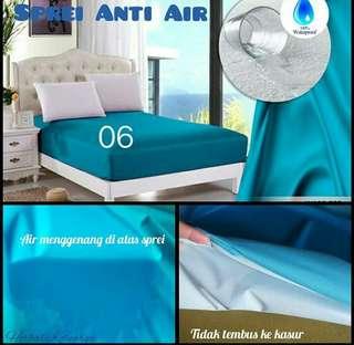 Sprei anti air murah bagus