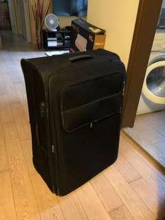 Delsey 大喼大行李箱黑色,兩輪