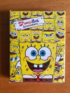 [NEW] Spongebob Sticky / Memo Pad [Made in Korea]