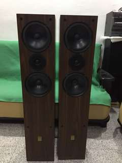 QLN Floor Stand Speakers