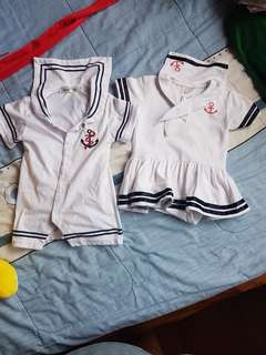 Nautical theme clothes