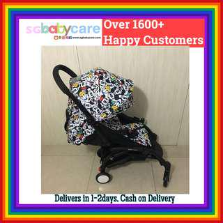 🚚 FREE DELIVERY Full Recline Disney Prints Stroller