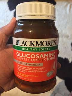 Blackmores - Healthy Joints - Glucosamine Sulfate Complex 1000