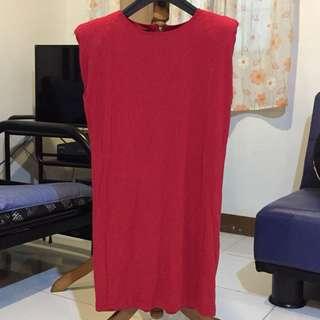 Red Evening/Formal Dress