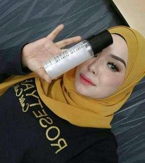 Nak makeup tahan lebih lama dan glowing??