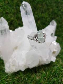 💍Ring GradeA Myanmar Jade