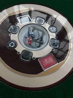 Automated mahjong tae