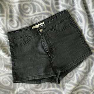 REDUCED top shop moto shorts