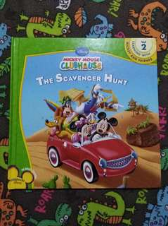 Mickey Mouse Clubhouse (The Scavengers Hunt)