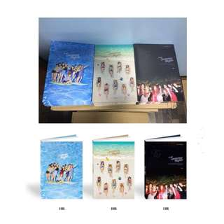 [NEW ARRIVAL / IN STOCK] TWICE 2ND SPECIAL ALBUM - SUMMER NIGHTS