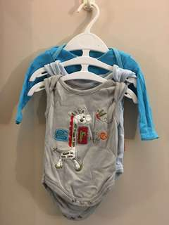 CARTER rompers NEW
