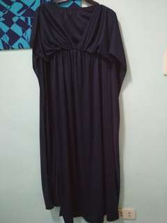 Infinity Dress Navy Blue