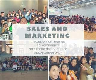 Events Sales Ambassador!