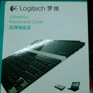 羅技 I pad keyboard