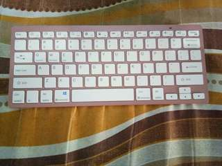 Wireless Keyboard with Batterry