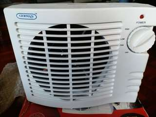 (New)德國寶凍風\暖風\熱風機Fan Heater