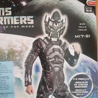 Ironhide Transformers costume