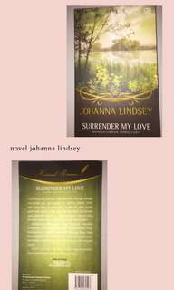 novel surrender my love by johanna lindsey