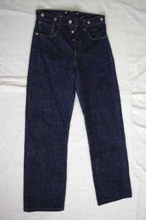🚚 LVC S702XX 1920 牛仔褲  29x36 1996日製超美品