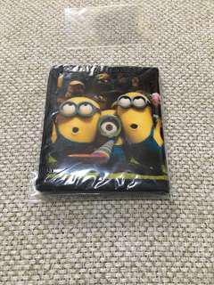 Minions wallet