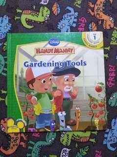 Handy Manny (Gardening Tools)