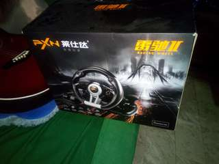 PXN-V3II STEERING WHEEL