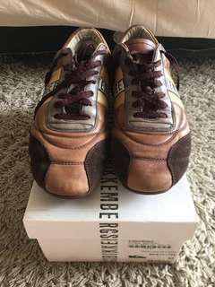 Bikkembergs brown sneaker