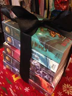 Percy Jackson (Book1-5) One is new and sealed