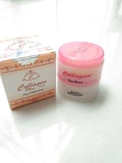 Cream colagen siang malam