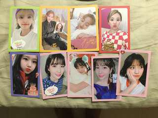 (WTS/WTT)Twice what is love cards