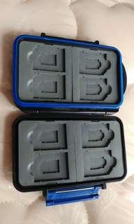 記憶卡保護盒