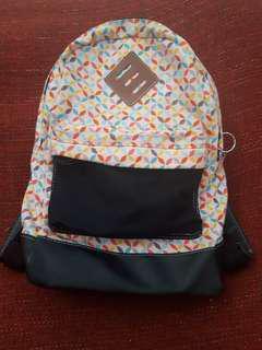 Handmade kid backpack